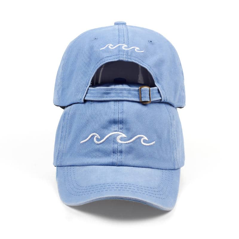 feea37197e7 Wave God Dad Hat (2 Colors)