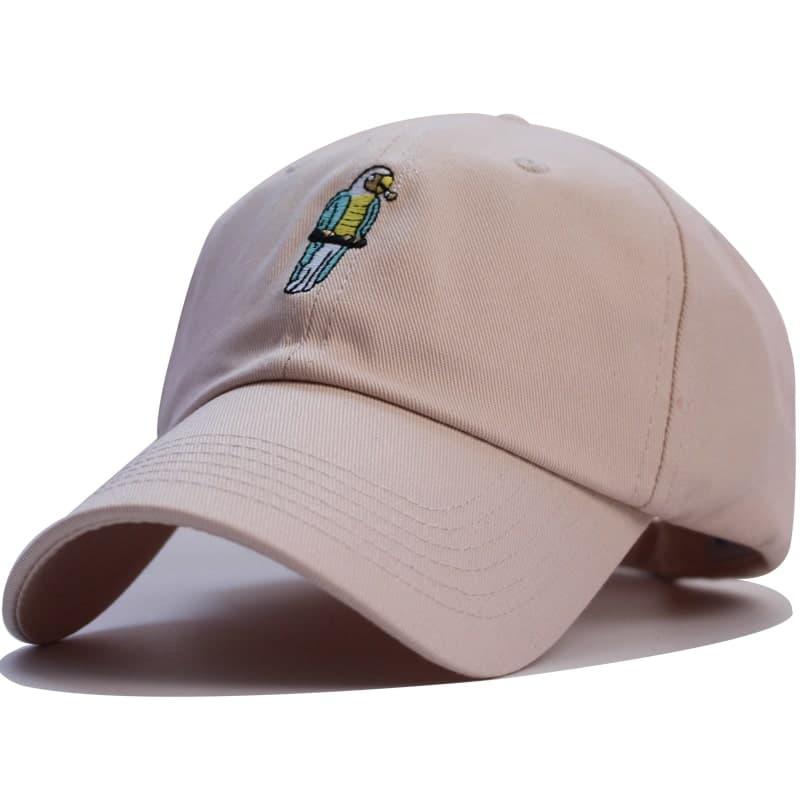 b5282af33c7 Baked Smoking Parrot Hat (3 Colors)