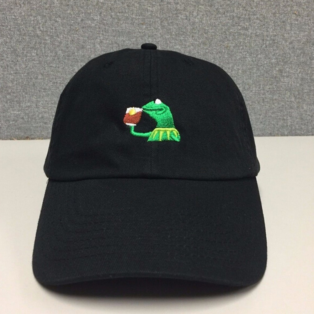 Pepe The Frog Dad Hat. - 55% d2c3fe310ae
