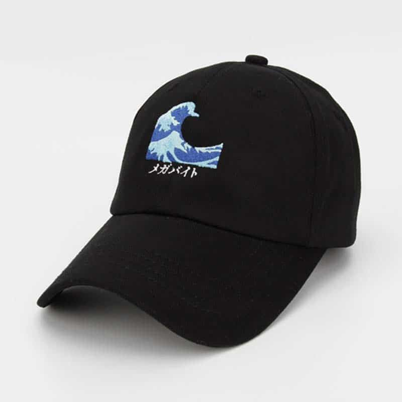 Wave God Dad Hat