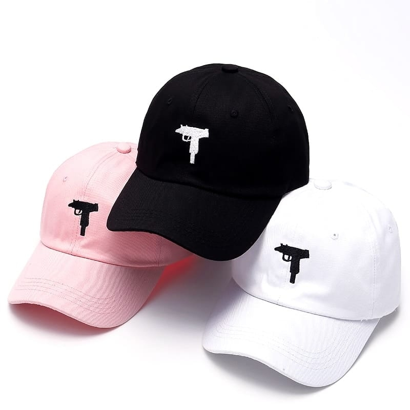 Uzi Dad Hat (3 Colors)