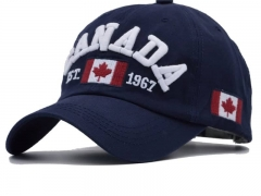 Canadian Flag Dad Hat (6 Colors)