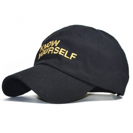 Know Yourself Dad Hat