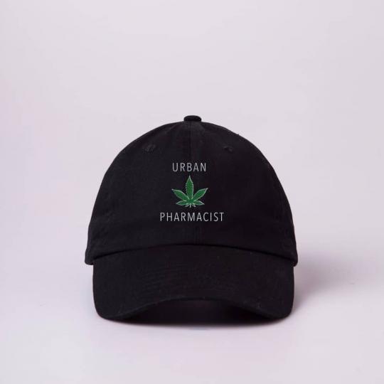 Urban Pharmacist Dad Hat