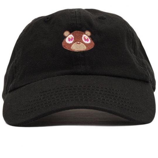 Kanye Bear Dad Hat