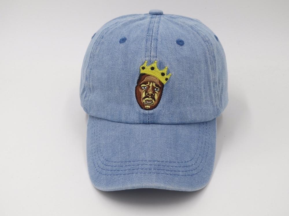Biggie Hat | Notorious Big Dad Hat (2 Colors)