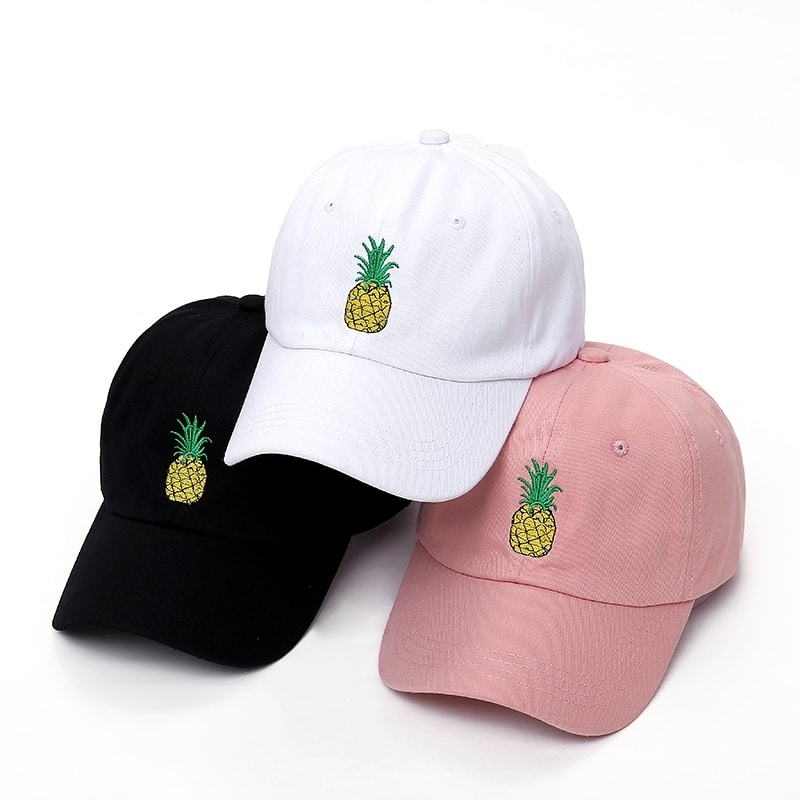 Pineapple Dad Hat (5 Colors)