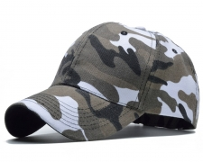 Camo Dad Hat (4 Colors)