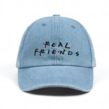 Real Friends Flag (4 Colors)